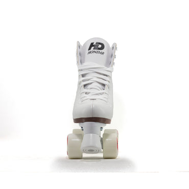 Patins Quad Tradicional HD Branco Abec-7