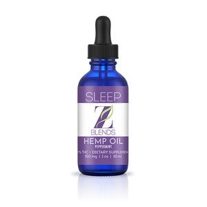 Z-Blends Hemp Oil - Sleep
