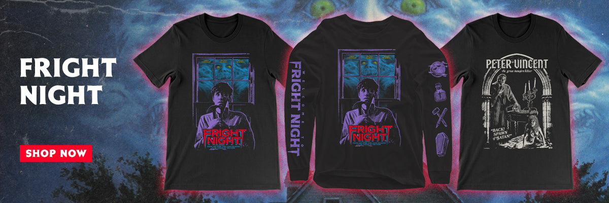 Fright Night Collection Banner