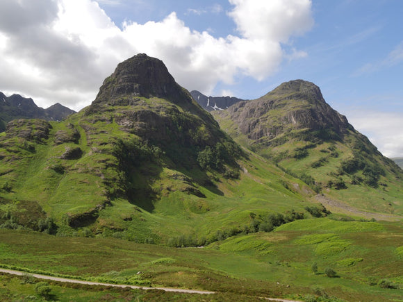 Glencoe 64 , the Highlands of Scotland
