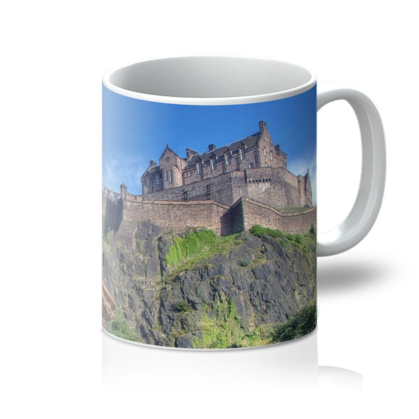 Edinburgh Castle 98 Mug