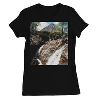 Buachaille Etive Mor, the Highlands Women's Favourite T-Shirt