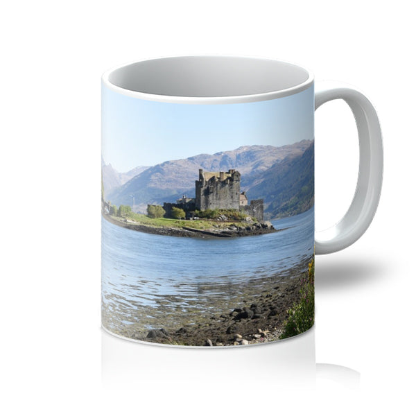 Eilean Donan Castle 40 in the Highlands of Scotland Mug