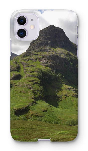 Glencoe 64 , the Highlands of Scotland Phone Case , Glencoe Phone Cases