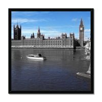 Big Ben & the House of Parliament , London Framed Print