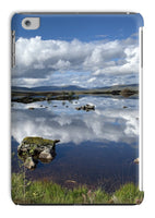 Lochan na - h Achlaise 2375 ,  the Black Mount,the Highlands, Scotland Tablet Cases