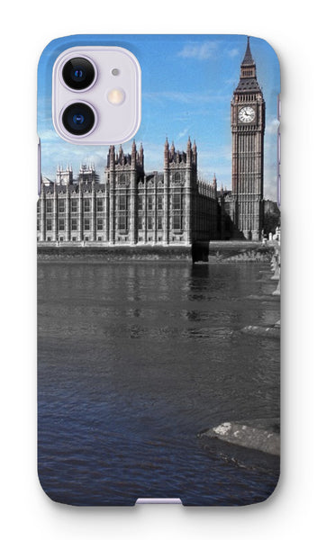 Big Ben & the House of Parliament , London  Phone Case