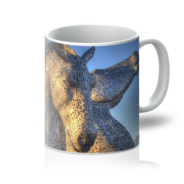 The Kelpies 38 Mug