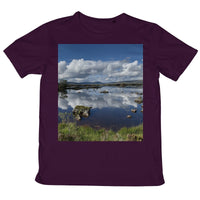 Lochan na - h Achlaise 2375 ,  the Black Mount,the Highlands, Scotland Mens Retail T-Shirt