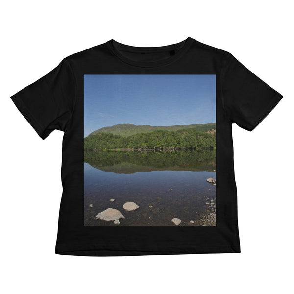 Loch Lubhair 243, the Highlands, Scotland Kids Retail T-Shirt