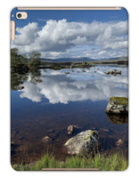 Lochan na - h Achlaise 2378 ,  the Black Mount,the Highlands, Scotland Tablet Cases