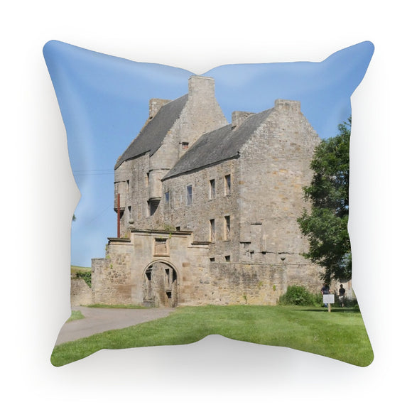 Lallybroch Castle , Outlander Cushion , Outlander gifts
