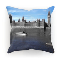 Big Ben & the House of Parliament , London  Cushion