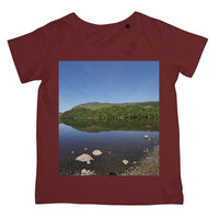 Loch Lubhair 243, the Highlands, Scotland Women's Retail T-Shirt