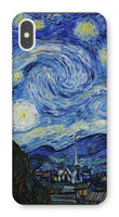 The Starry Night by Vincent Van Gogh Phone Case