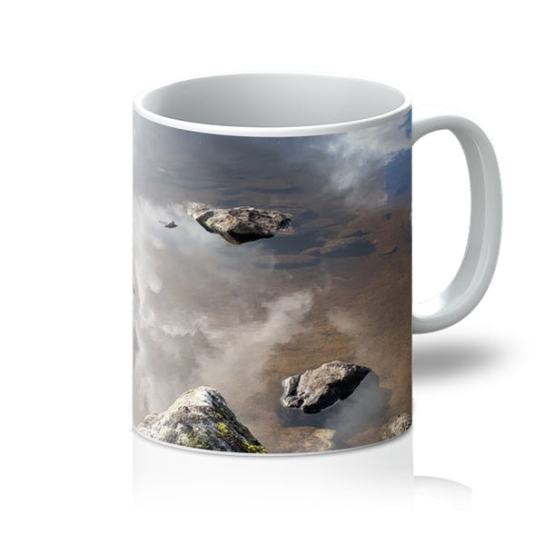 Lochan na - h Achlaise and The Black Mount Mug