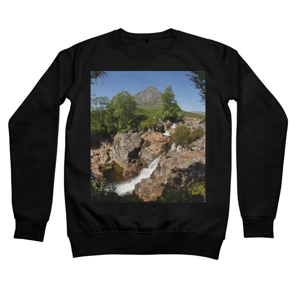 Glencoe 253, the Highlands , Scotland Women's Retail Sweatshirt