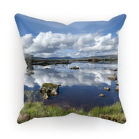 Lochan na - h Achlaise 2375 ,  the Black Mount,the Highlands, Scotland Cushion