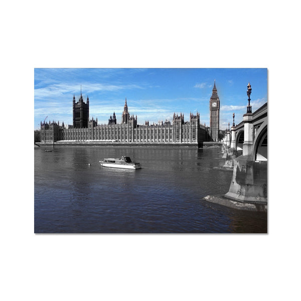 Big Ben & the House of Parliament , London  Photo Art Print