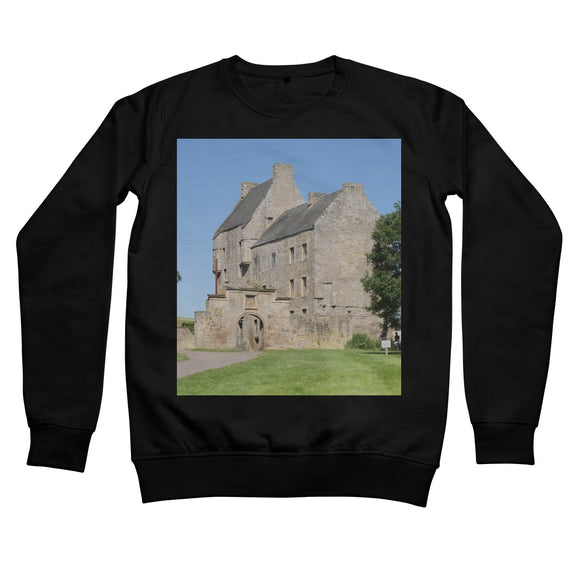 Lallybroch Castle , Outlander Women's Retail Sweatshirt