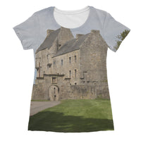 Lallybroch 2413 , Outlander Women's Sublimation T-Shirt