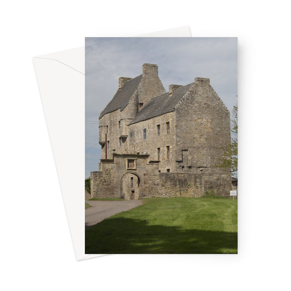 Lallybroch 2413 , Outlander Greeting Card