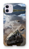 Lochan na - h Achlaise and The Black Mount Phone Case