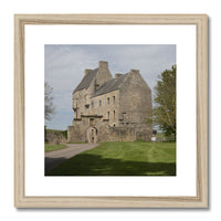 Lallybroch 2413 , Outlander Framed & Mounted Print ,  Outlander Prints