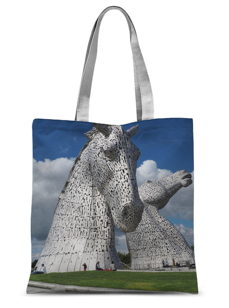 The Kelpies 151 Sublimation Tote Bag