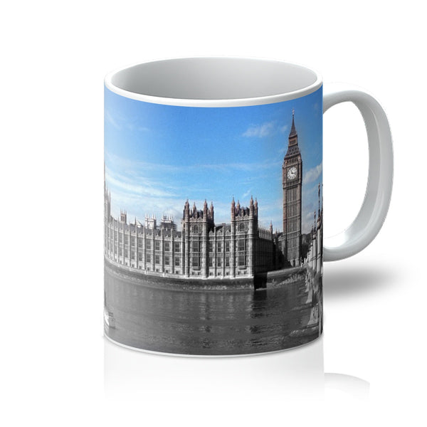 Big Ben & the House of Parliament , London  Mug