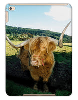 Highland Cow 16 Tablet Cases