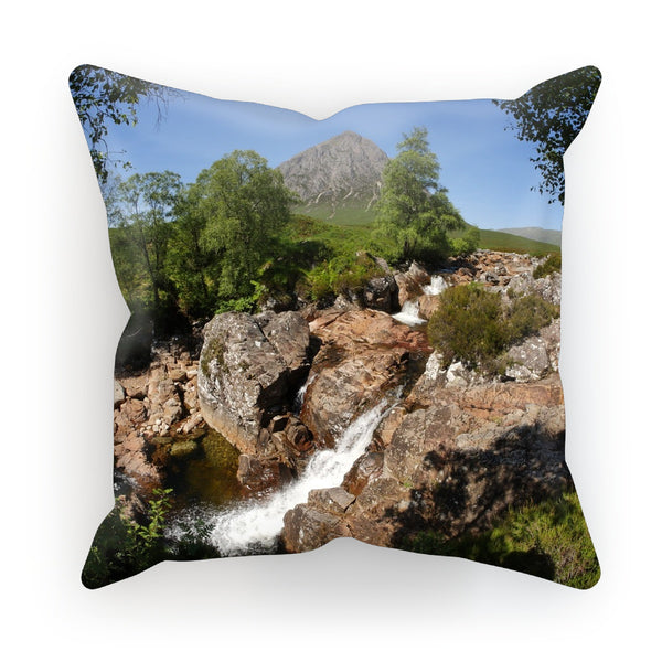 Glencoe 253, the Highlands , Scotland Cushion