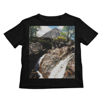 Buachaille Etive Mor, the Highlands Kids Retail T-Shirt