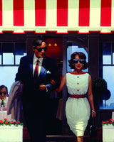Lunchtime Lovers by Jack Vettriano