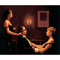 Wicked Games by Jack Vettriano
