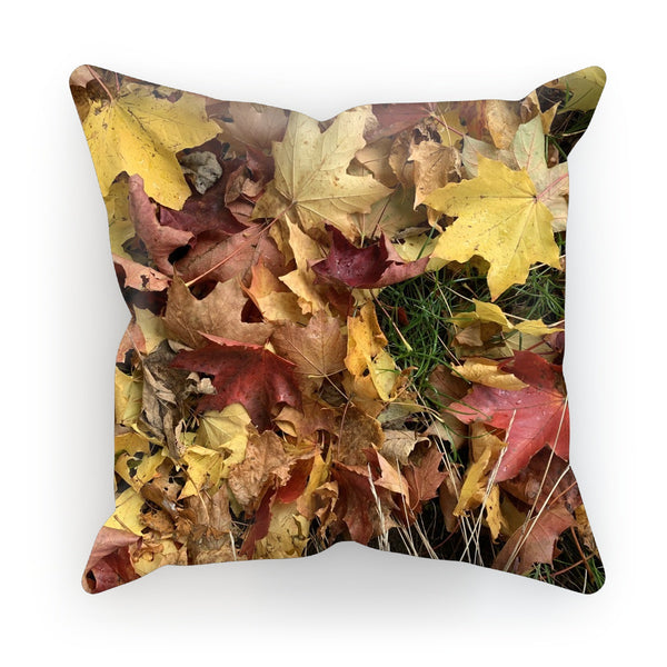 Autumn leaves 12 Cushion
