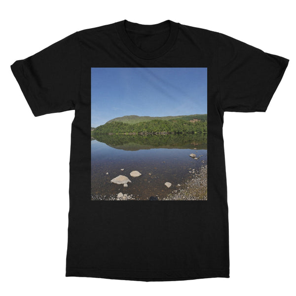 Loch Lubhair 243, the Highlands, Scotland Softstyle T-Shirt