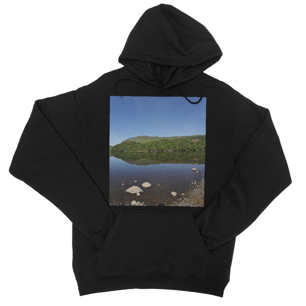 Loch Lubhair 243, the Highlands, Scotland College Hoodie