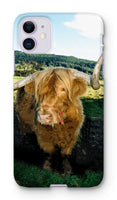 Highland Cow 16 Phone Case