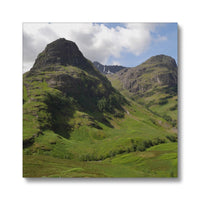 Glencoe 64 , the Highlands of Scotland Canvas Prints , Landscape Prints