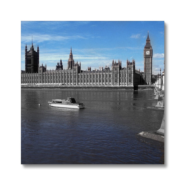 Big Ben & the House of Parliament , London  Canvas