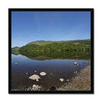 Loch Lubhair 243, the Highlands, Scotland Framed Print