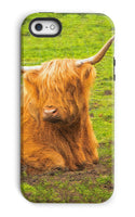 Highland Cow 27 Phone Case