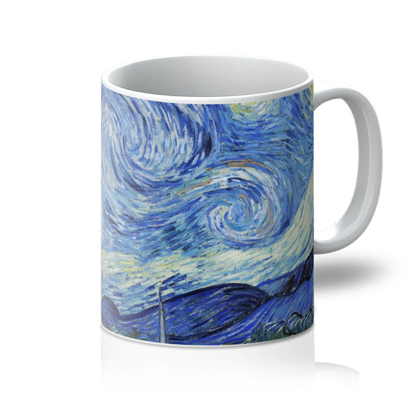 The Starry Night by Vincent Van Gogh Mug
