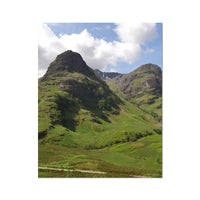 Glencoe 64 , the Highlands of Scotland C-Type Print, Glencoe prints