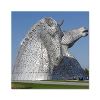 the Kelpies 1121, the Helix , Falkirk , Scotland C-Type Print