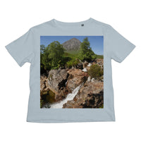 Glencoe 253, the Highlands , Scotland Kids Retail T-Shirt