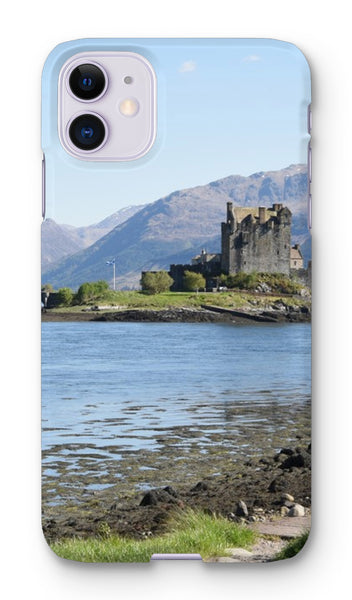 Eilean Donan Castle 40 in the Highlands of Scotland Phone Case