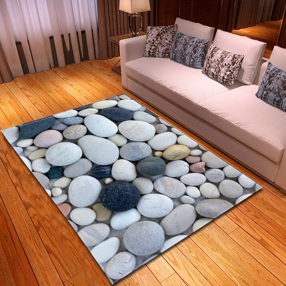 Living Room Carpet Bedroom Kids Room Rugs Modern Home Hallway Balcony Decorative Floor Mat Children's Anti-Slip Bedside Carpet