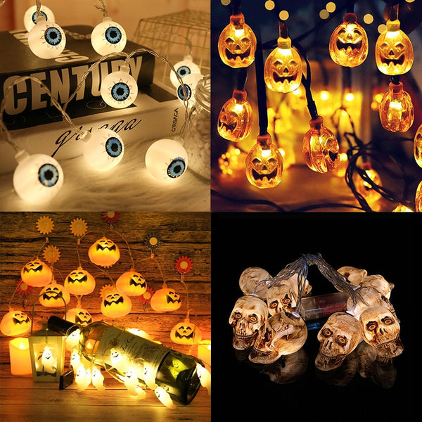 Halloween Led Light String